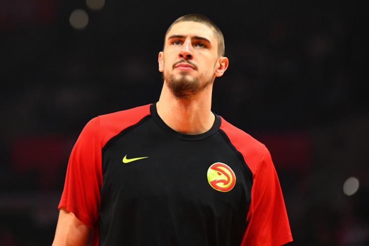 Зірковий український баскетболіст отрима…