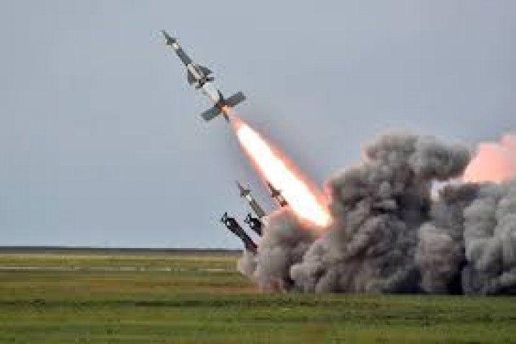 Украина готовится к ракетным стрельбам…