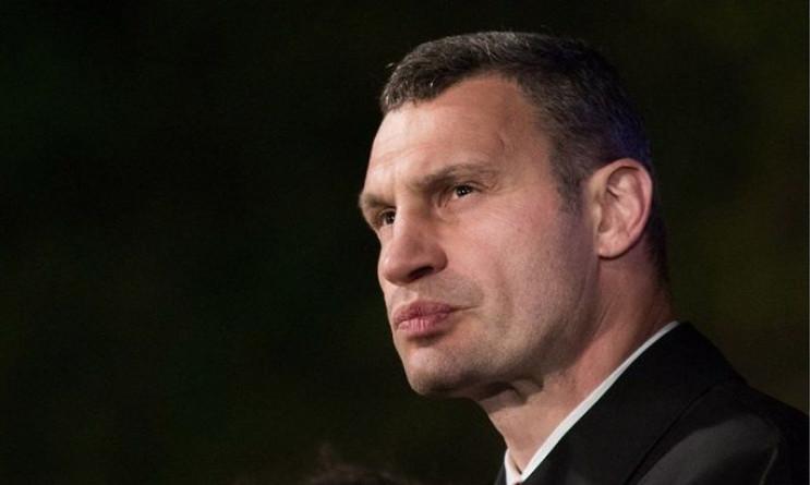 Кличко подав до суду на Кабмін через баж…