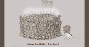 ТОП-67 жартів до дня народження Путіна…