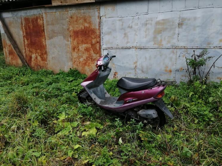 На Сумщині двоє підлітків викрали мопед…