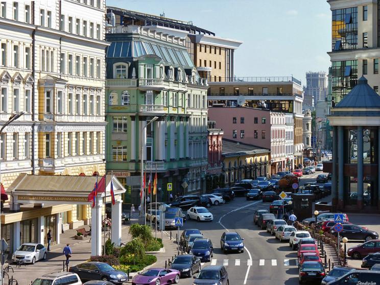 На Росії крупні міста втрачають орендарі…