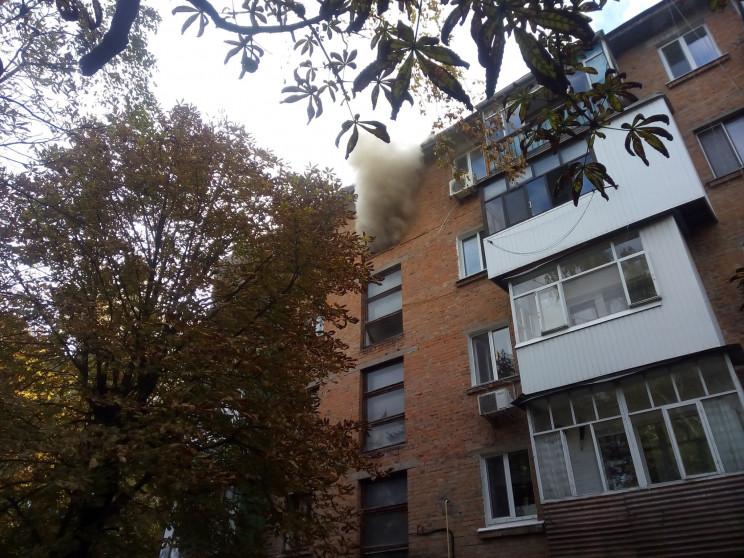 На Сумщині під час пожежі у квартирі заг…