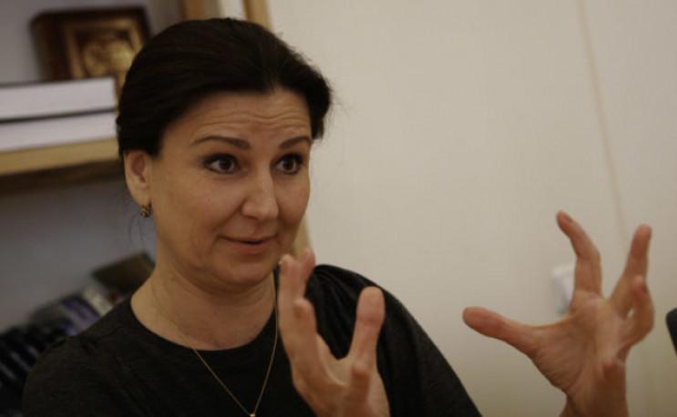 Харківська колишня депутатка Богословськ…