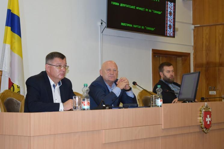 Депутати Рівненської обласної ради не зм…