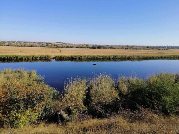 На Миколаївщині на річці потонув чоловік…