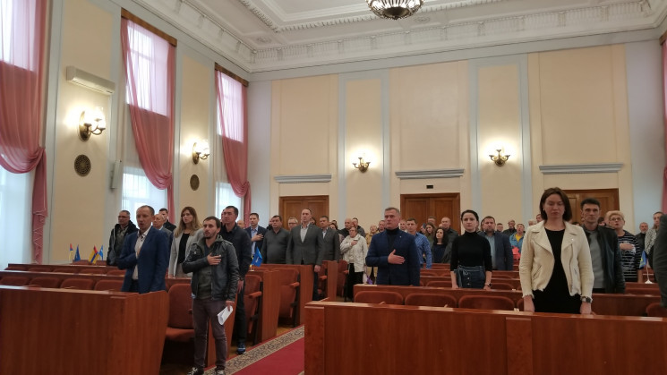 Кропивницкие депутаты поддержали обращен…