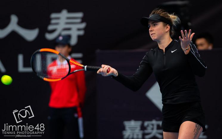 Як українська тенісистка Світоліна зазна…