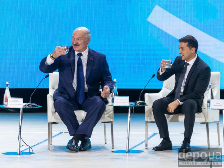 Первая встреча Зеленского с Лукашенко: К…