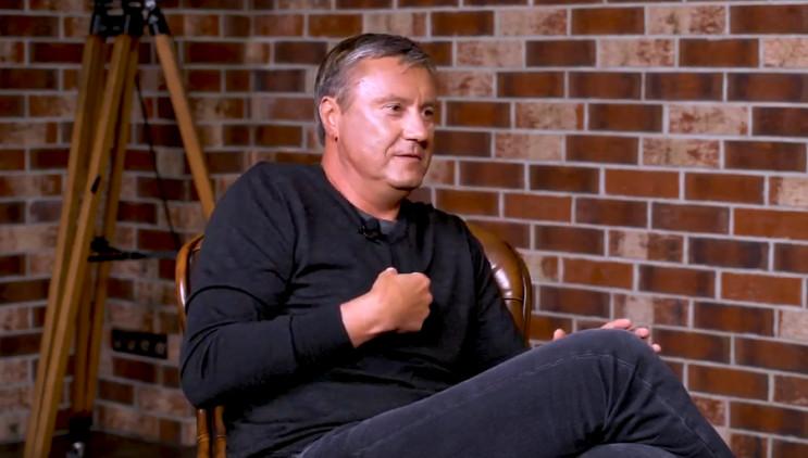 Тренер Хацкевич – відверто про журналіст…