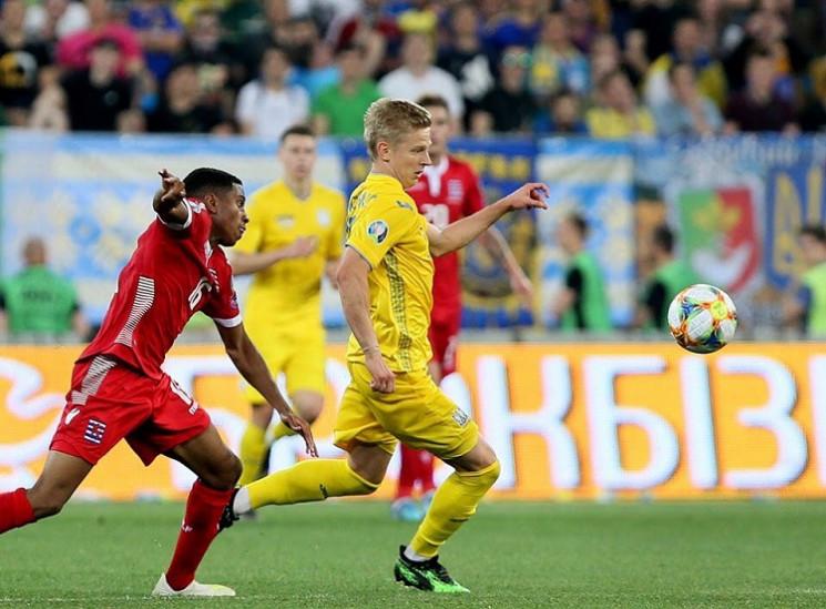 Футболист Зинченко удивил уникальным пок…
