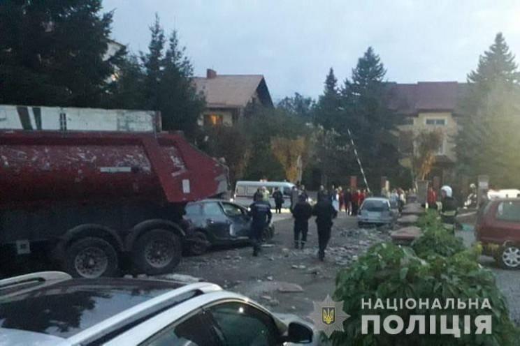 На Тернопільщині вантажівка насмерть зби…