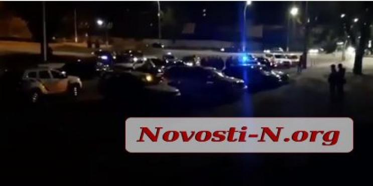 В Николаеве задержали мужчину напавшего…