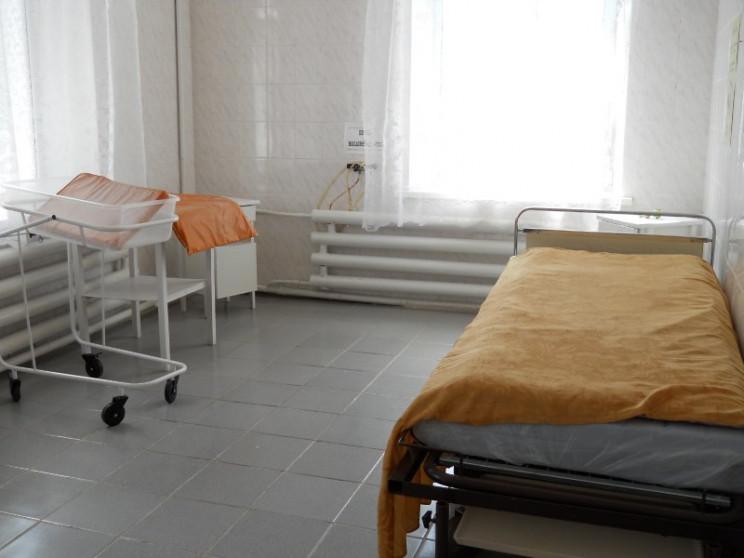 На Кропивнитчине в роддоме на детскую кр…