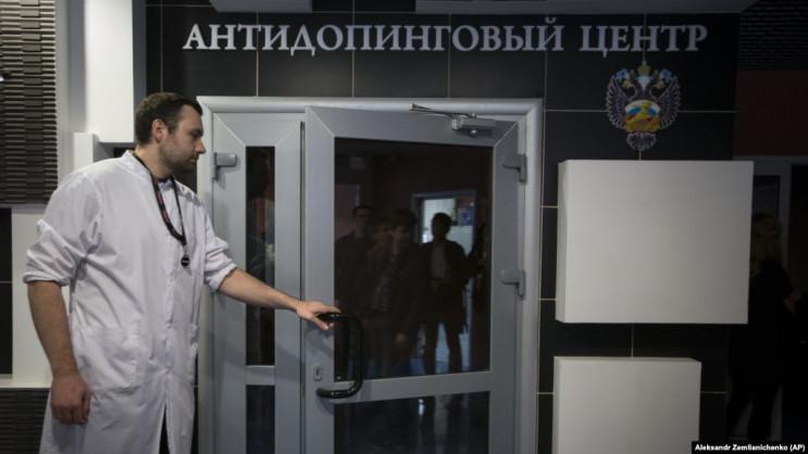 На России паника из-за допингового сканд…