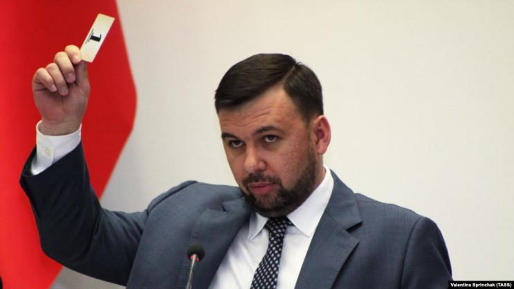 """Колишній в'язень бойовиків """"ДНР"""" розпові…"""