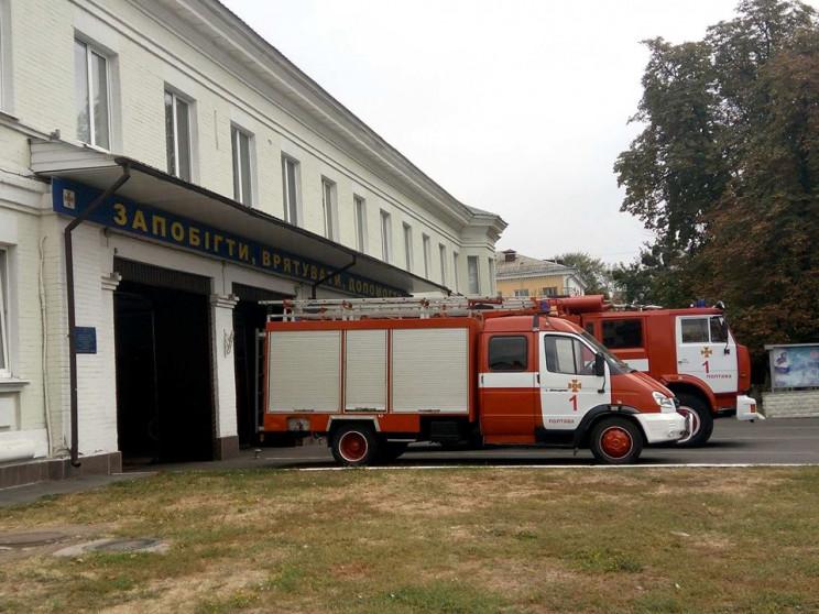 У Полтаві пожежа зруйнувала господарську…