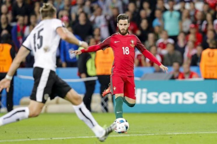 Звездная сборная Португалии понесла кадр…