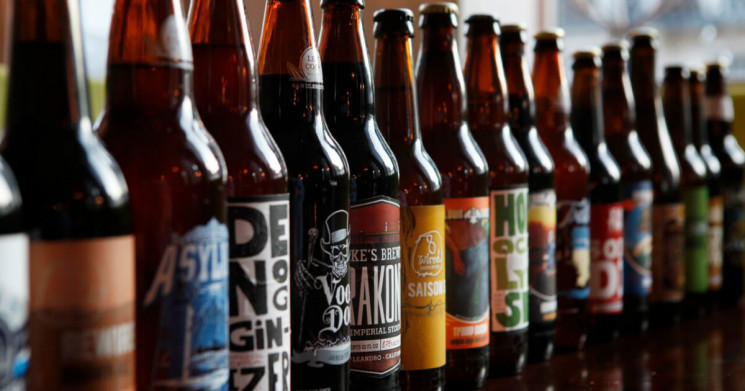 На Росії можуть заборонити крафтове пиво…