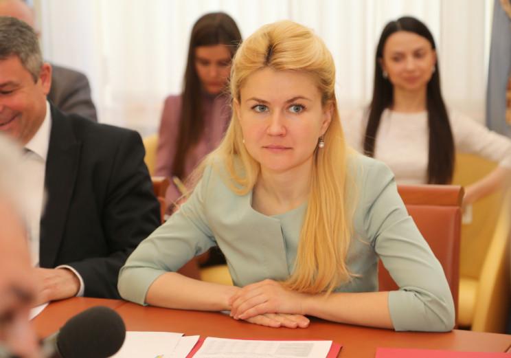 Світлична претендує на посаду заступника…