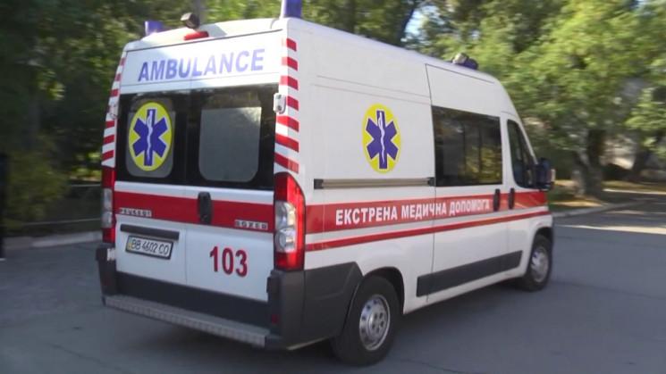 На Стрийщині автомобіль несподівано впав…