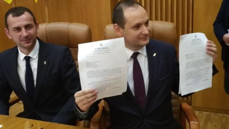 Івано-Франківськ утворив ОТГ з Чернієвом…