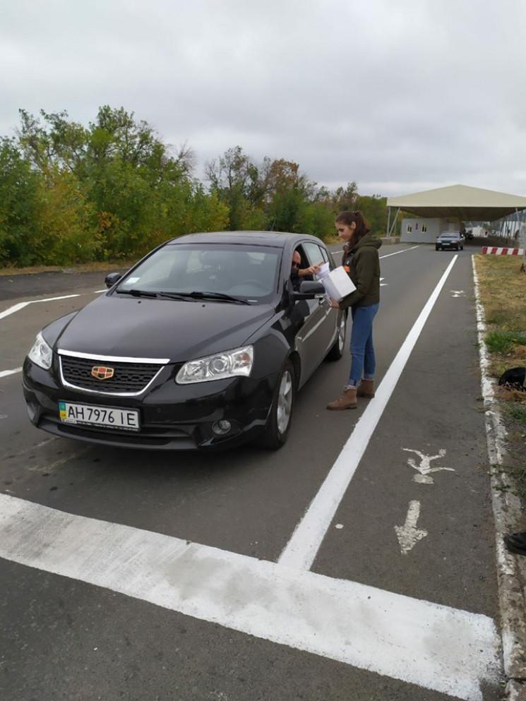 Зранку на КПВВ Донбасу у чергах нарахува…