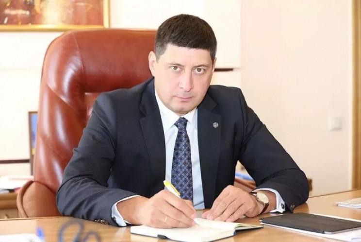 Вінницький депутат більше не очолює Одес…
