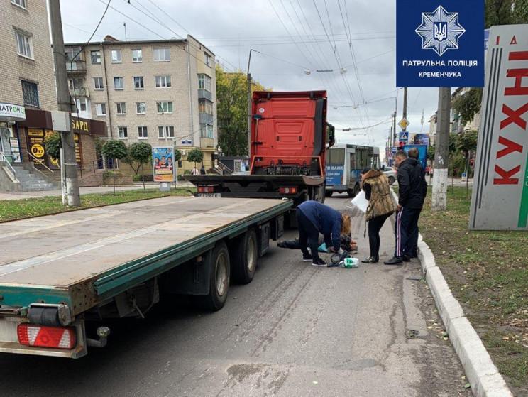 На Полтавщині пішохід потрапив під колес…