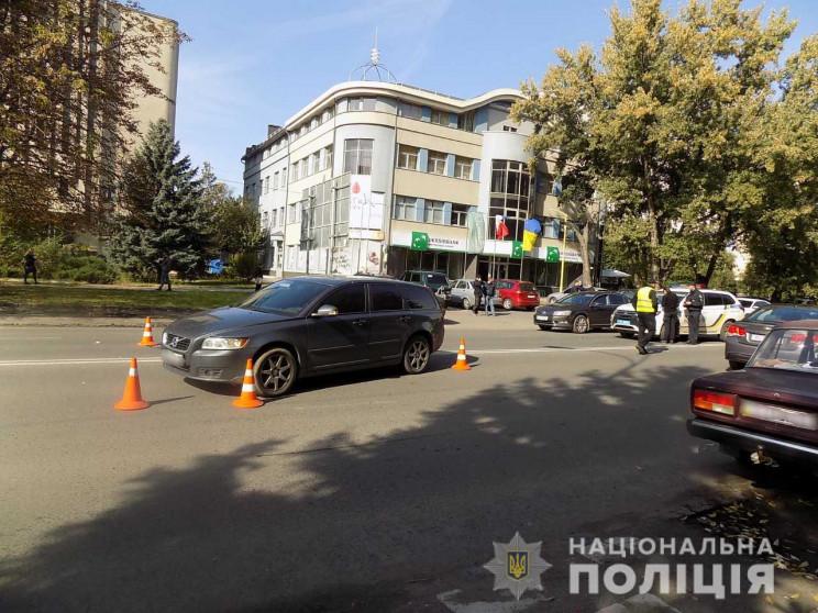В Ужгороді на Минайській пішохід-порушни…
