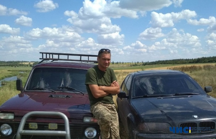 На Донбасі загинув житель Чорноморська…