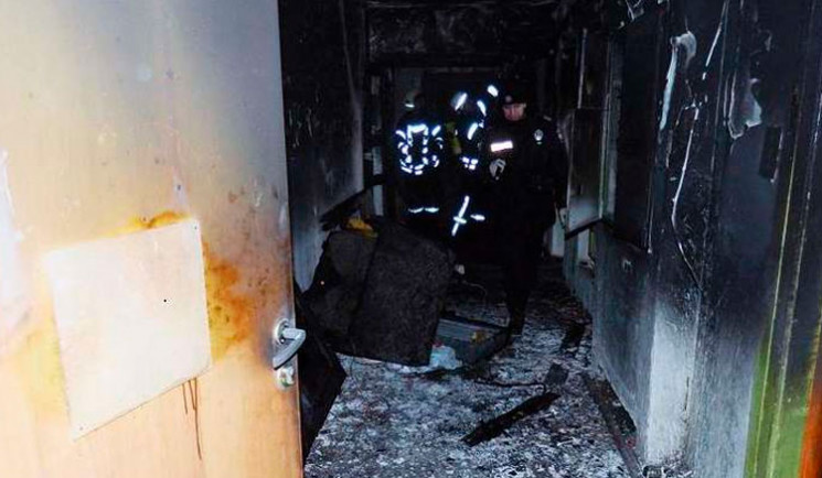 У Полонному вогнеборці ліквідували ранко…