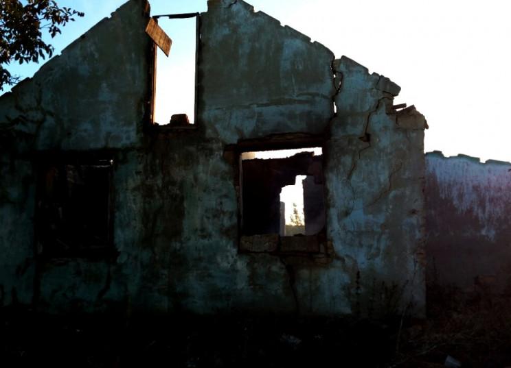 У Роздільнянському районі у покинутій бу…