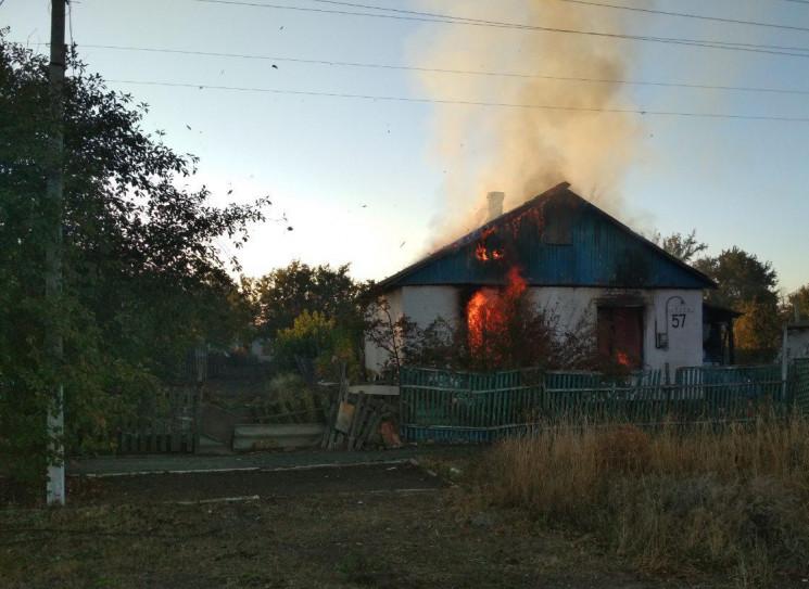 На Запоріжжі під час пожежі загинули дво…