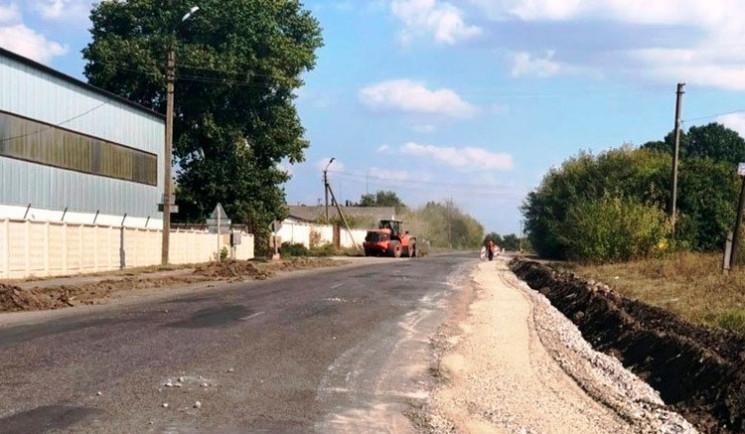 Через ремонт об'їзної дороги Старокостян…
