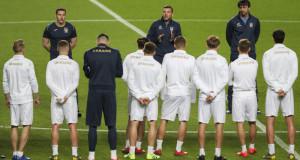 Каким составом сборная Украины выйдет на…