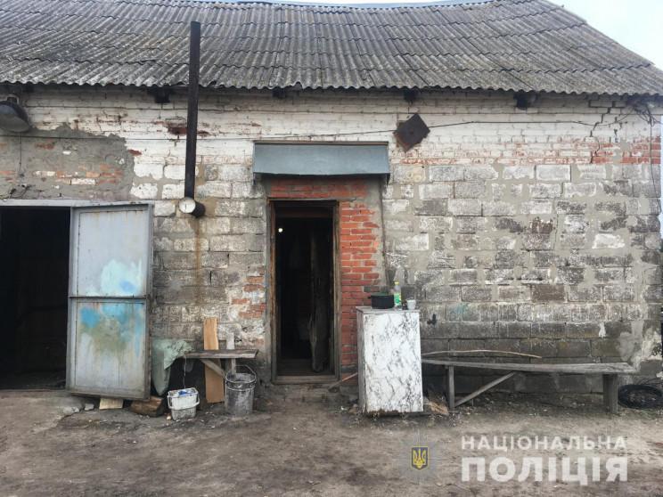 На Харківщині чоловік підрізав знайомого…