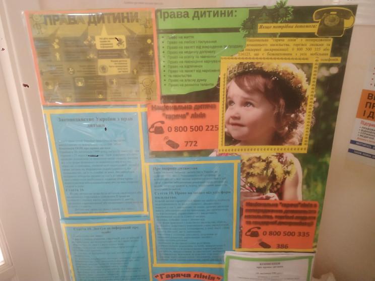 Представники омбудсмена перевірили дитяч…