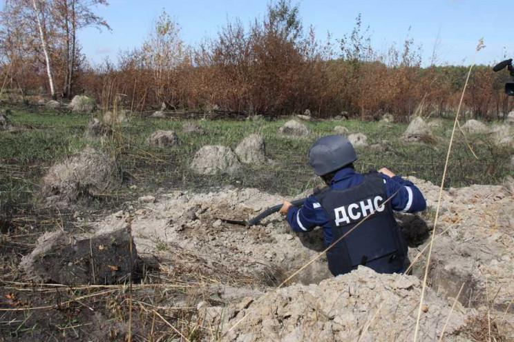 На Літинщині знищили дві авіабомби часів…