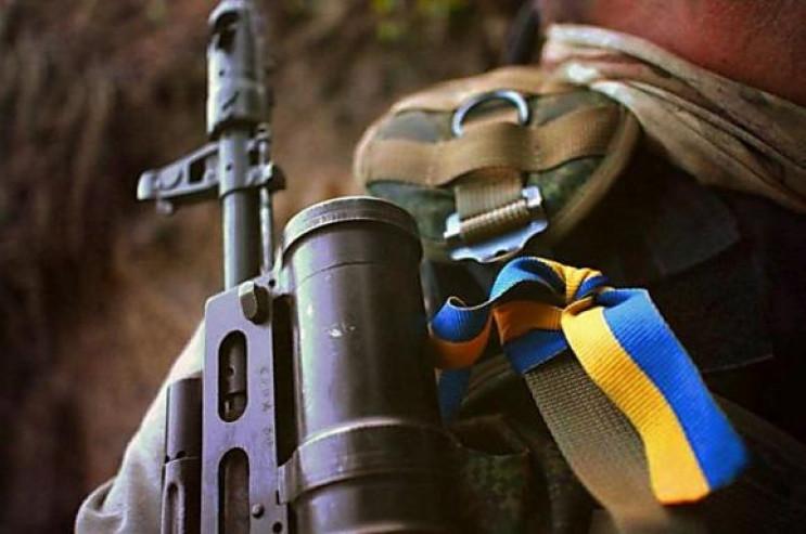 На Донбасі під час ворожого обстрілу заг…