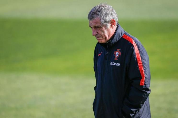 Тренер Португалии сомневается в силе укр…
