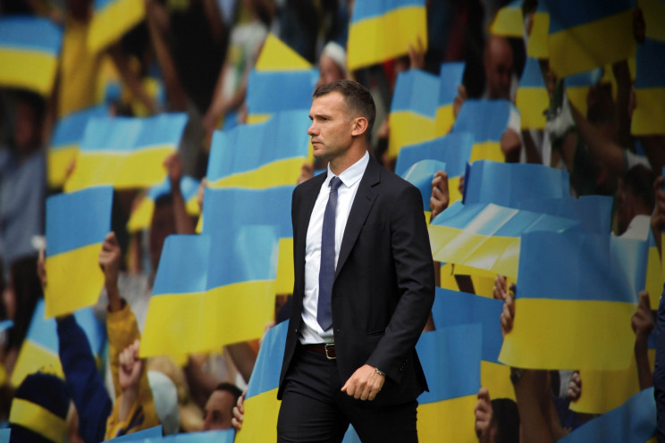 Украина обыграла Литву в матче отбора на…