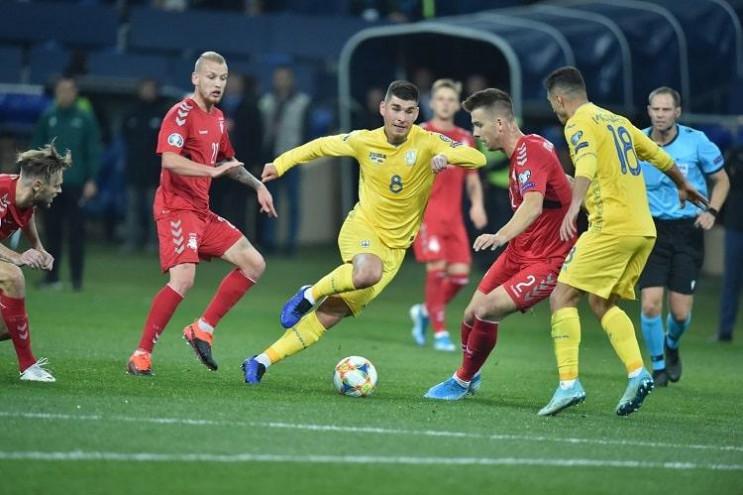 Лидер сборной Украины откровенно признал…