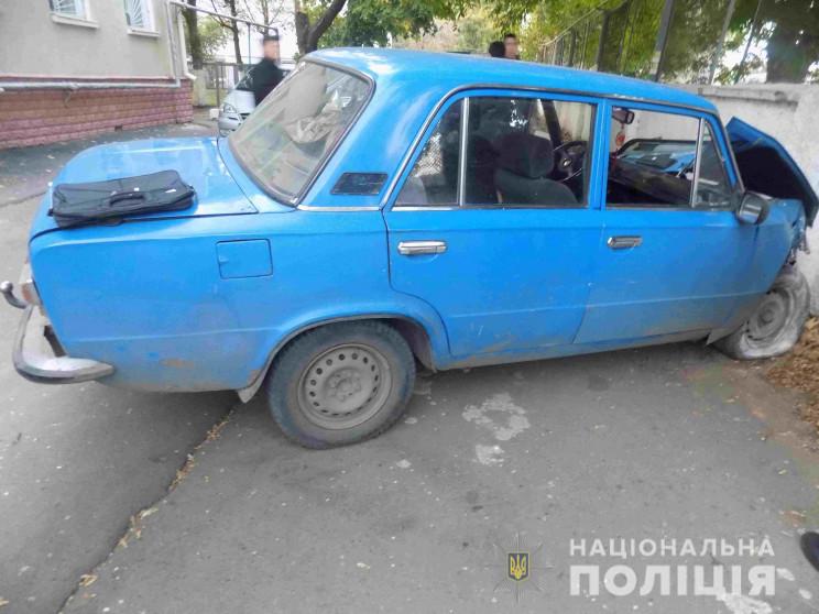 На Одещині п'яний молодик викрав авто, а…