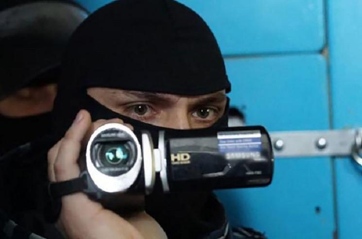 В столице Западного Донбасса полиция уст…
