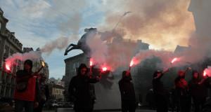 Як у Львові вимагали відставки начальник…