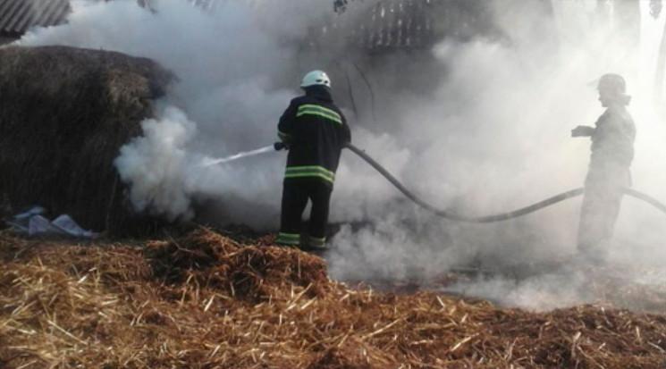 У пожежі на Хмельниччині загинув чоловік…