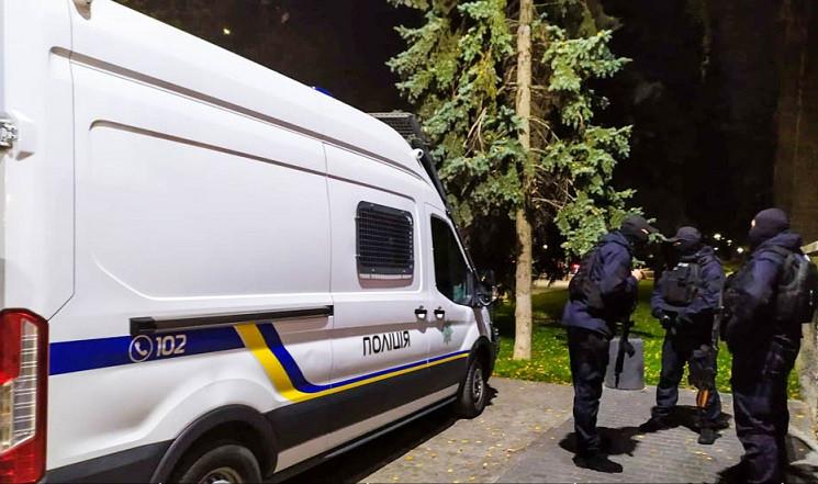 У Павлограді поліція пояснила, чому влаш…