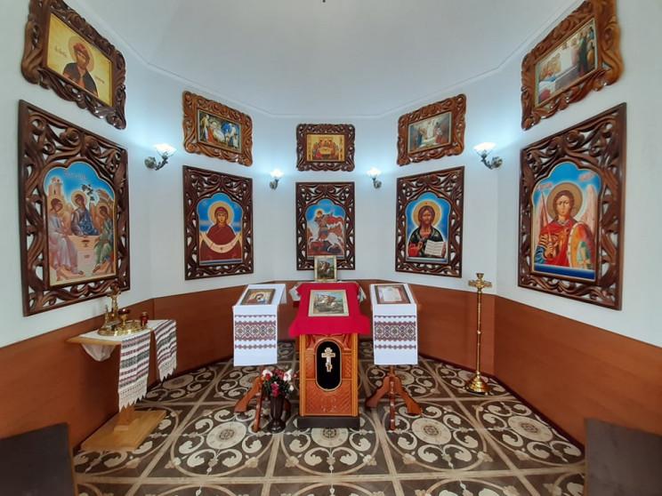 В Одесской области освятили новый храм П…