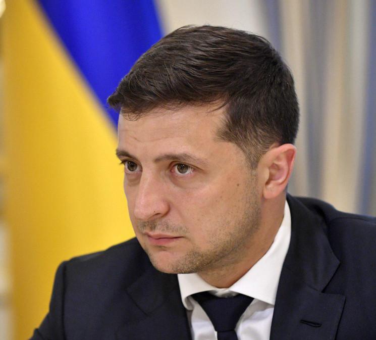 Зеленський на День захисника України від…